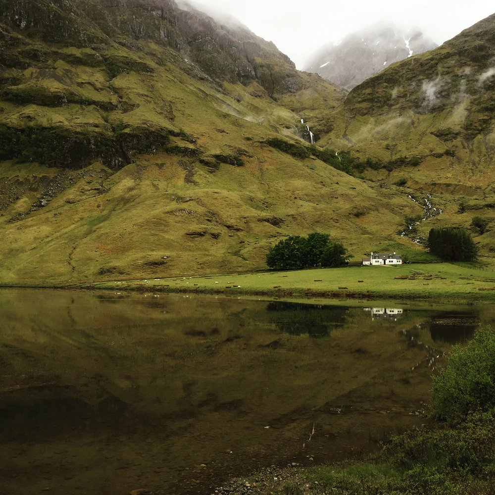 Glencoe, Scotland iPhone 6