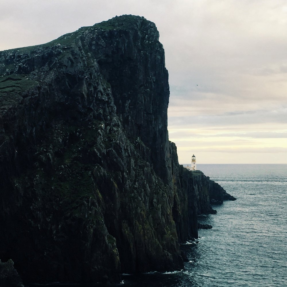 Neist Point, Isle of Skye  iPhone 6