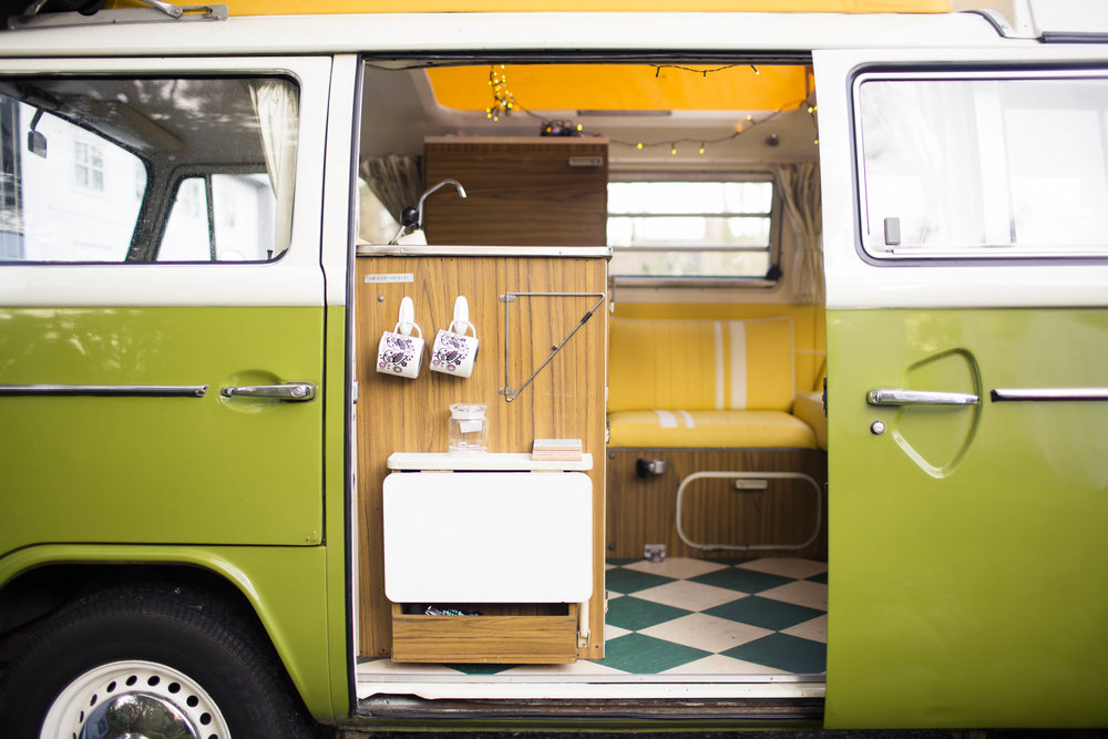 VW Campervan