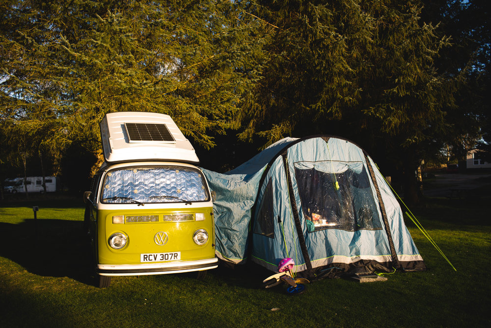 Campervanning Scotland
