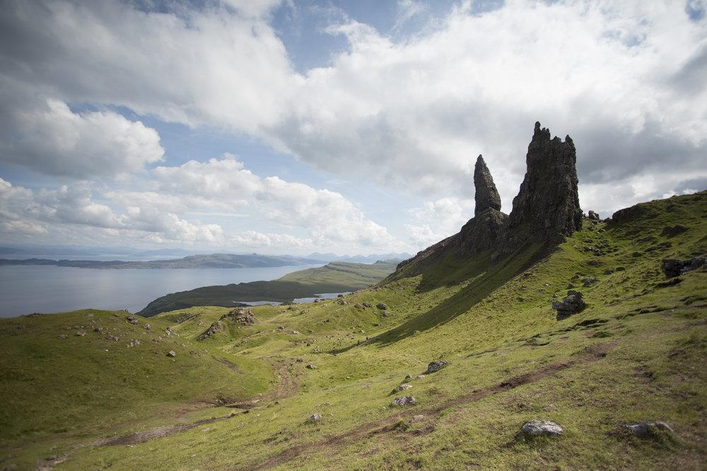 Summer Scotland