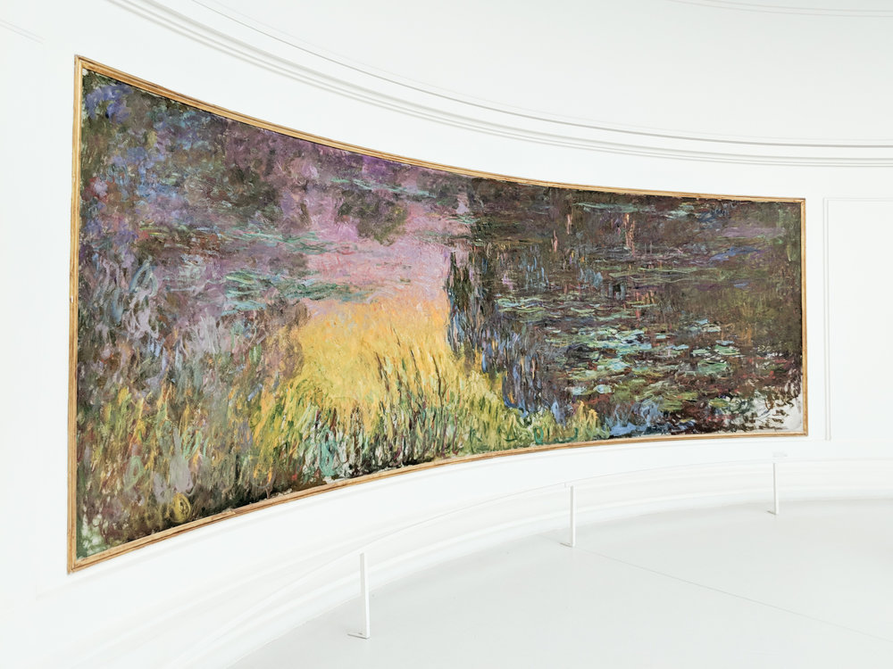 Monet's Waterlilies, Paris