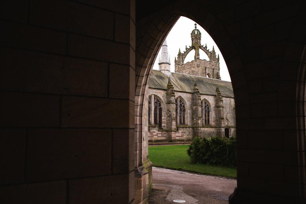 University Buildings, Aberdeenshire
