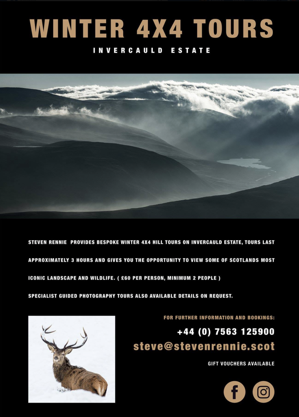 Steven Rennie Photography Tour