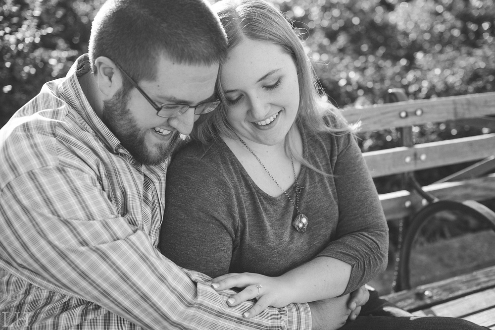 Roanoke VA Engagement Photographer