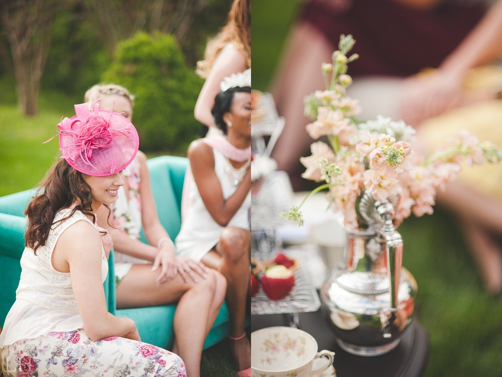 Roanoke Wedding Planner Styled Shoot