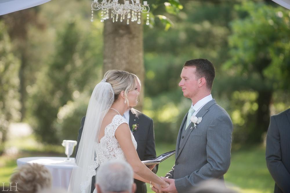 Virginia Wedding Photographer at The Trivium Estate