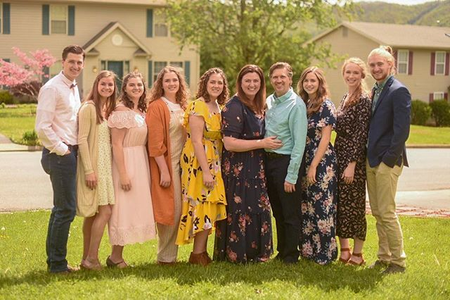 This is my crew and I love them so ❤️ Praise be to the God and Father of our Lord Jesus Christ! In his great mercy he has given us new birth into a living hope through the resurrection of Jesus Christ from the dead. 1 Peter 1:3