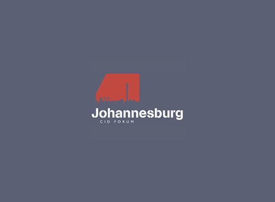 ONLINE EDITORIAL / Johannesburg CID Forum / 2015