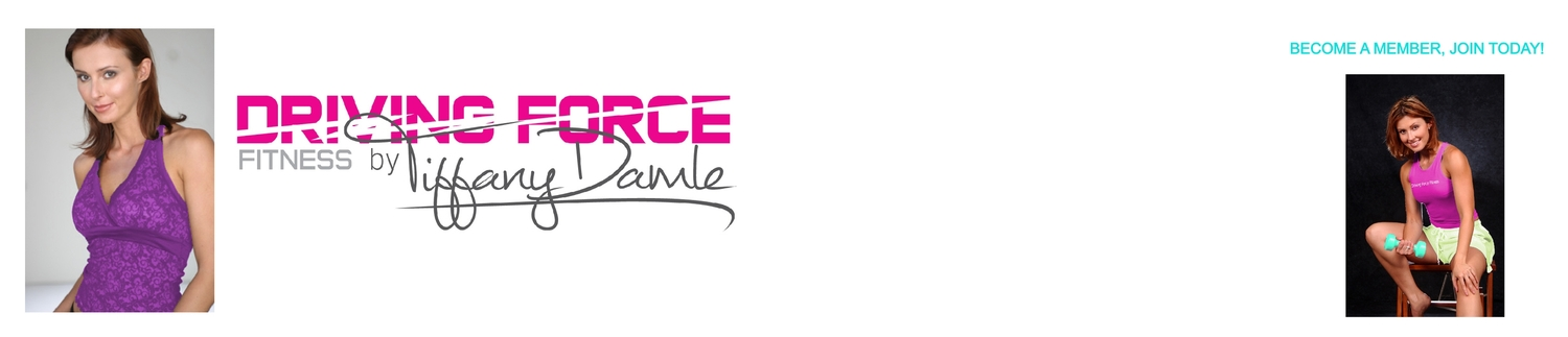 Driving Force Fitness by Tiffany Damle