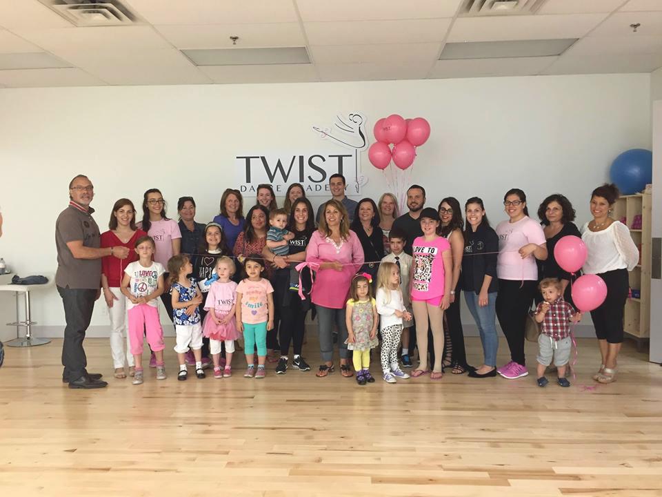 Twist Dance Academy Inc.. Grand Opening - June 13, 2015