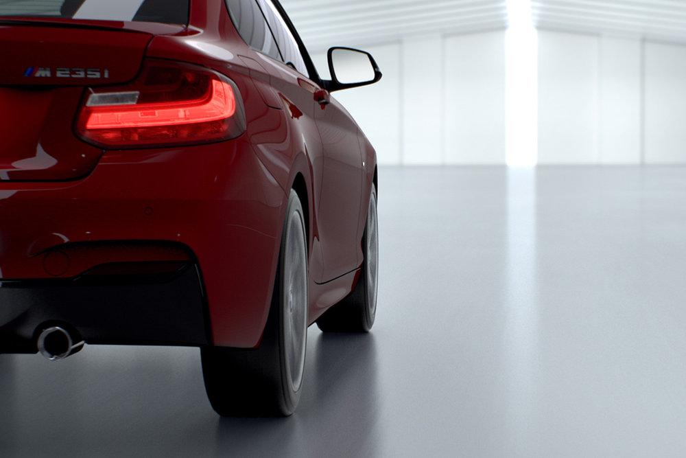 - BMW 2 Series Coupé