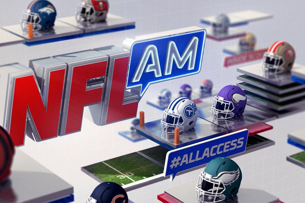 - NFL AM
