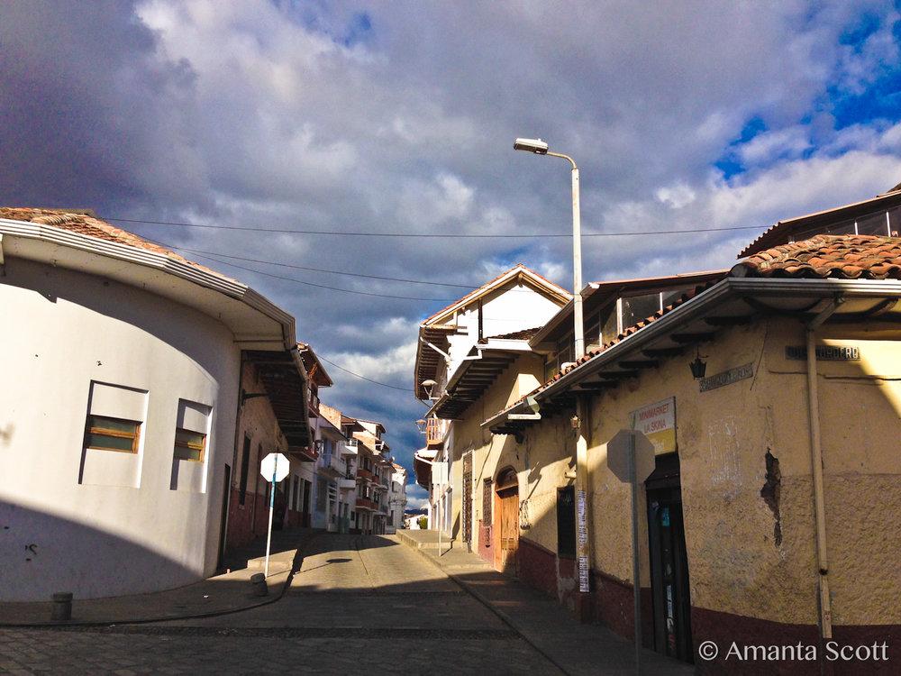 Calle Rafael Maria Arizaga