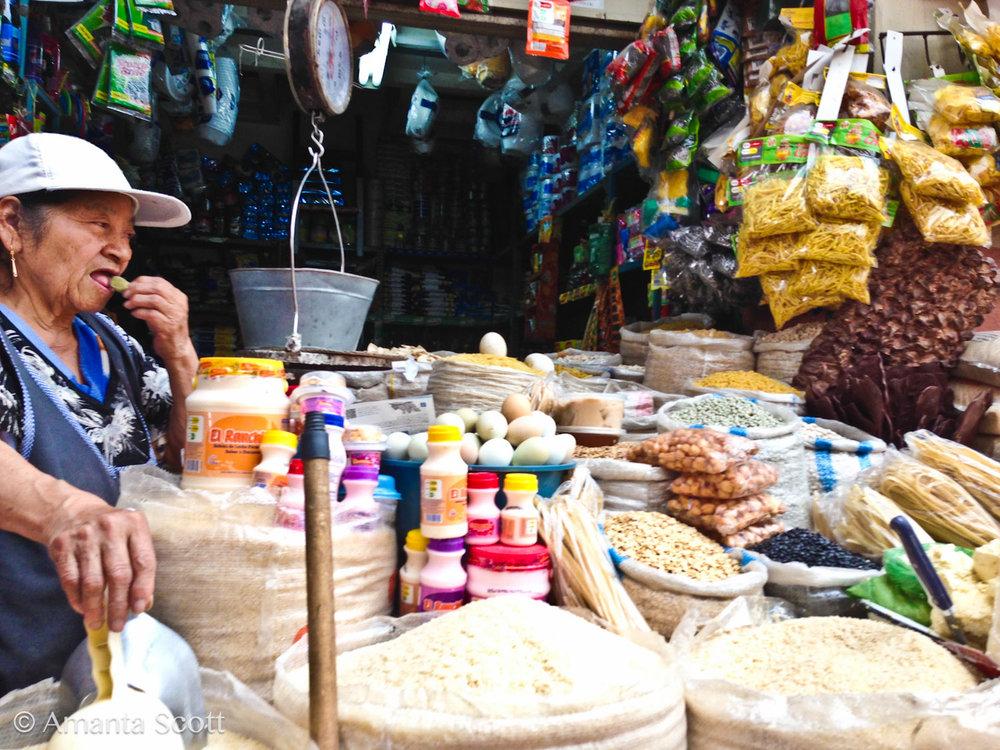 market abuela