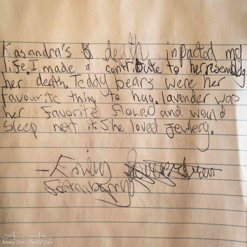 Emily's story