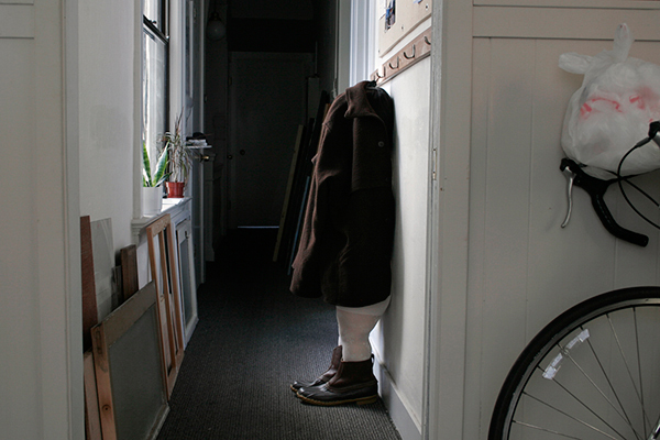 "Coat, 2005 (from ""Anti-Self-Portraits"")"