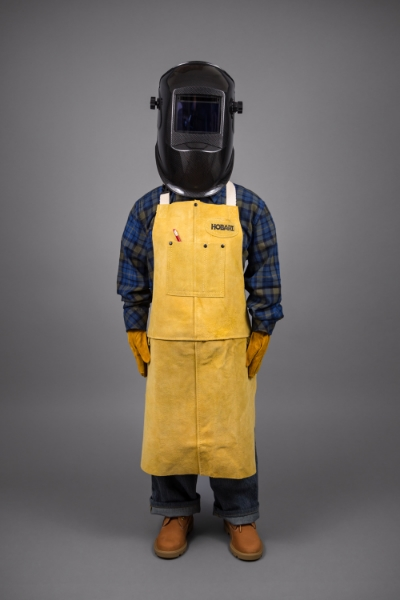 "Welder, 2015 (from ""Uniforms"")"