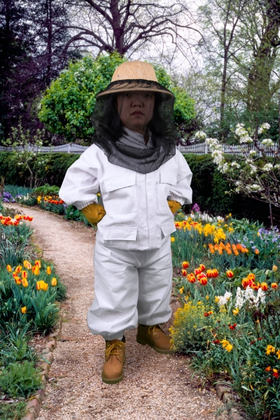 "Beekeeper, 2015 (from ""Uniforms"")"
