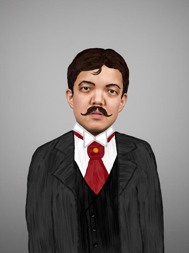 Marcel Proust (2017)