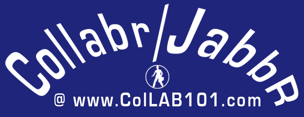 This is the current CollabRjabbR logo that we launched beta...can you do better?
