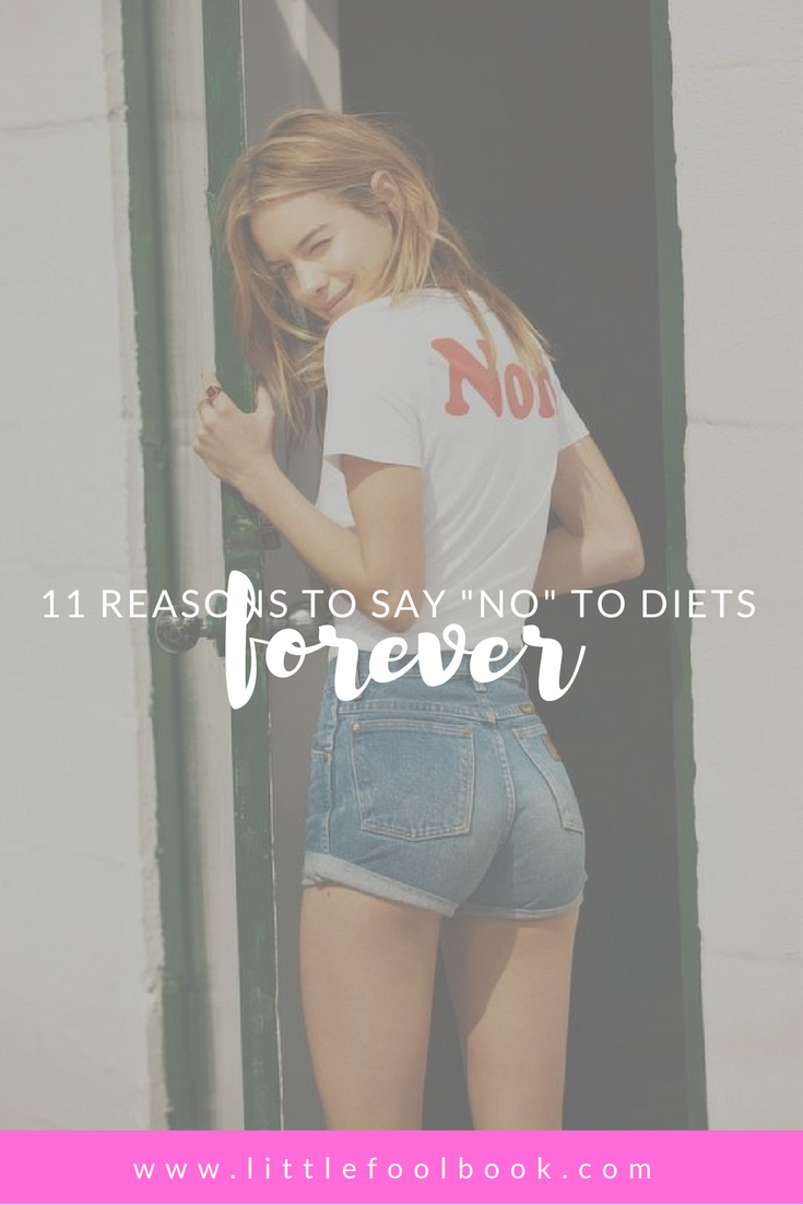 Say No to Diets