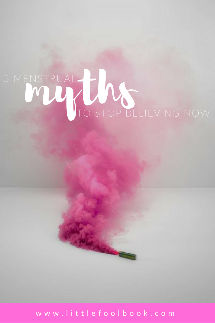 5 Menstrual Myths, Debunked