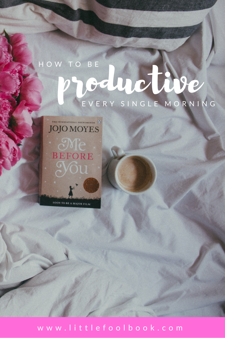 3 Ways Not Having a Morning Routine Can Actually Make You More Productive