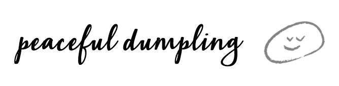 PEACEFULDUMPLING