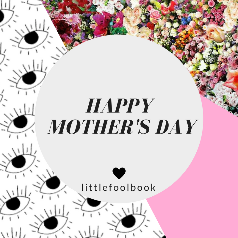 Don't forget to wish your mom a Happy Mother's Day, Sunday, May 14th! -