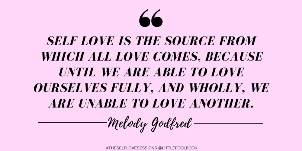 self-love-melody-godfred