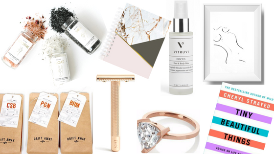 holiday self-care gift guide