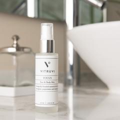 Vitruvi Focus Face & Body Mist - $24.00
