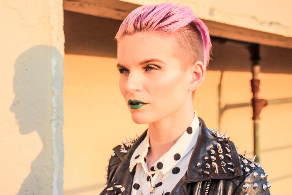 Model:  Olivia Hargrove     MUA:  Erin Celine Makeup