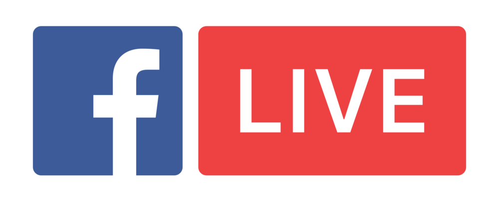 We stream our worship services using Facebook Live. Please click on the Facebook Live image to go to our Facebook page.