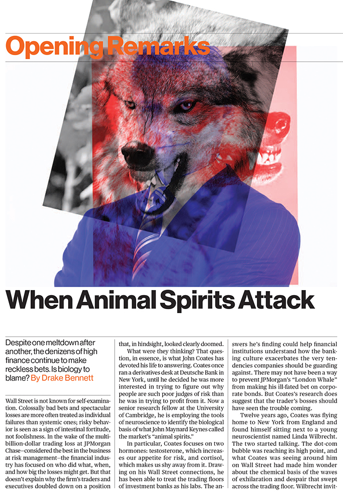 When Animal Spirits Attack  Bloomberg Businessweek