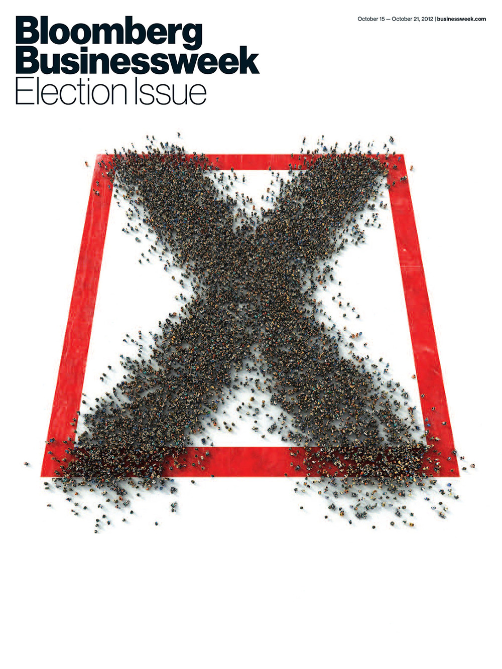 """Are You Better Off?""  Election special issue 2012"