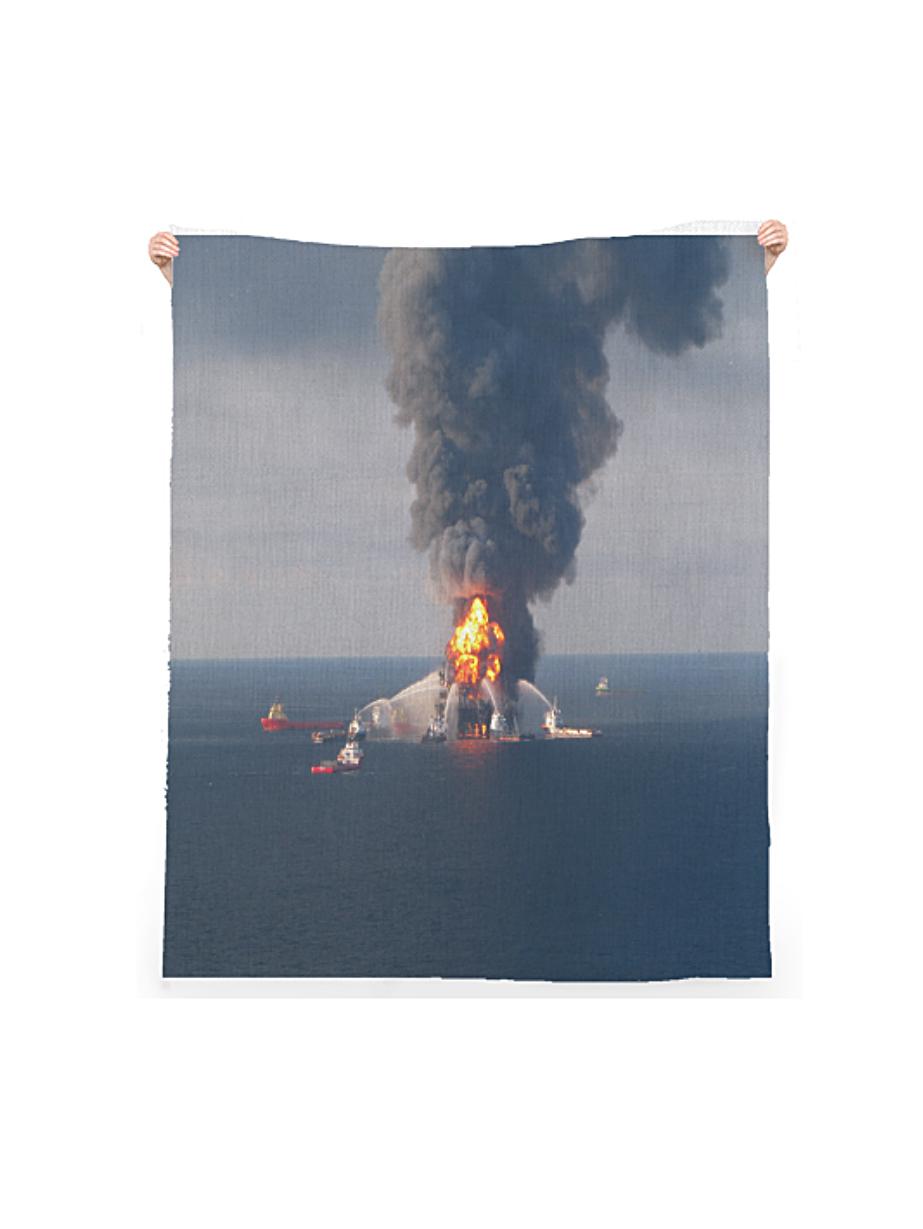 DeepWater Beach Towel $70.00