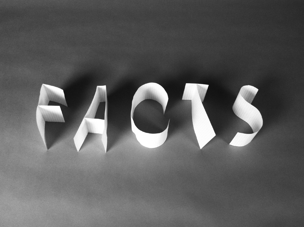 The Facts are Thin  In Collaboration With Justin Fantl