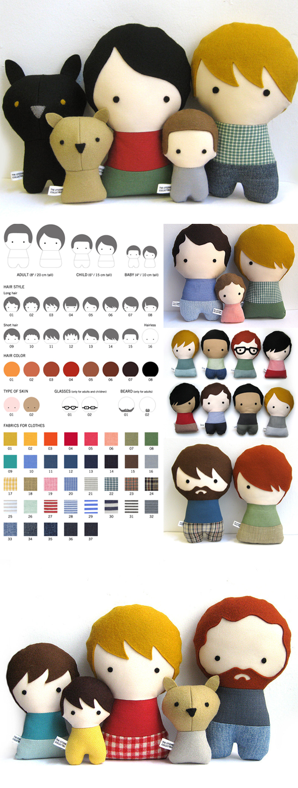 Citizens-Collectible-Dolls