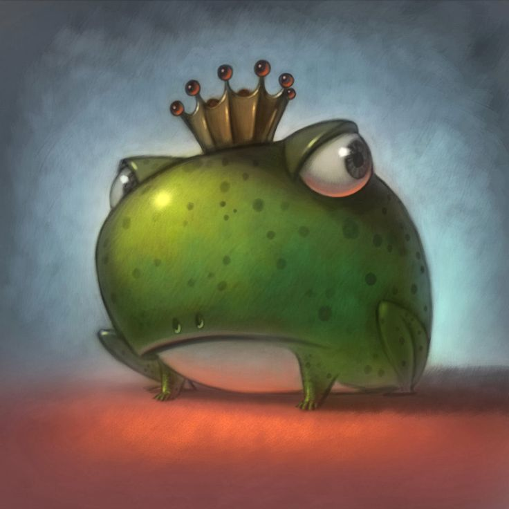 will terry frog prince. found on https://catchoocutiepie.wordpress.com