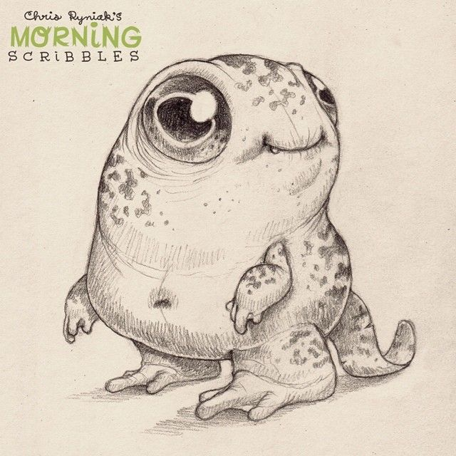 teenage frog illustration by chris ryniak. found on https://catchoocutiepie.wordpress.com