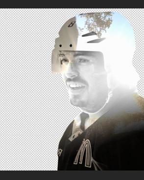 NHL Cutout