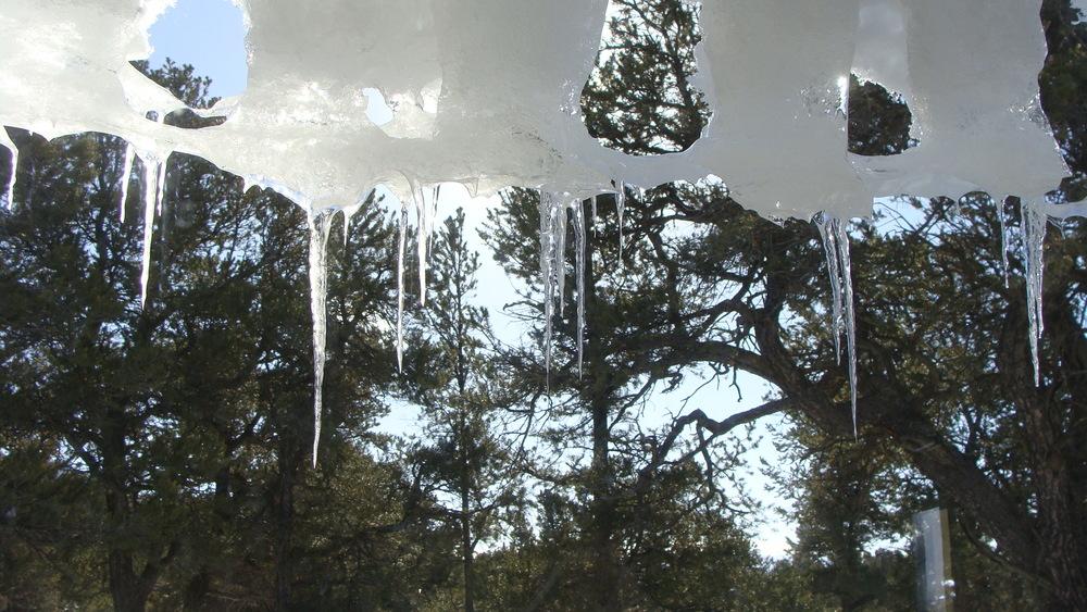 icicle melting