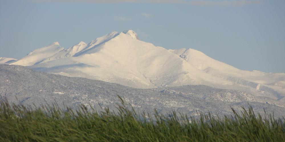 front range snow
