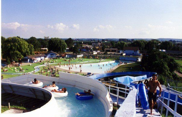 Wet N Wild in its glory days circa 1990's