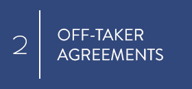 Off-Taker Agreements