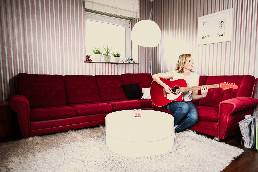 Katrin Hesse for Ten Days a Week