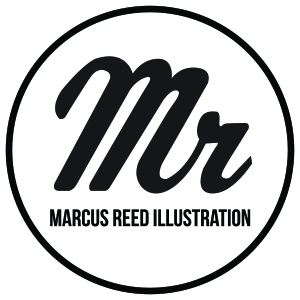 MARCUS REED ILLUSTRATION