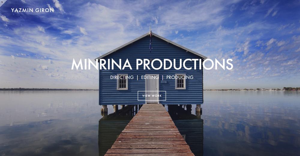 Minrina Productions Portfolio
